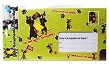 bb10 Geldgeschenkkarte Ein Paar Mäuse Zum AUSGEBEN Shopping Gutscheinkarte Umschlag für Geldgeschenke Zum Geburtstag Oder Einem Anderen Anlass