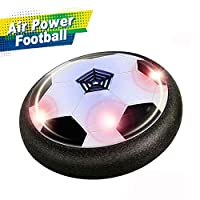 Kids Toys 3-8 Year Old Boys Joy-Jam Air Power Soccer Hover Soccer Ball Football Disc Football Games Gifts for Boys Presents Christmas Birthday Gifts