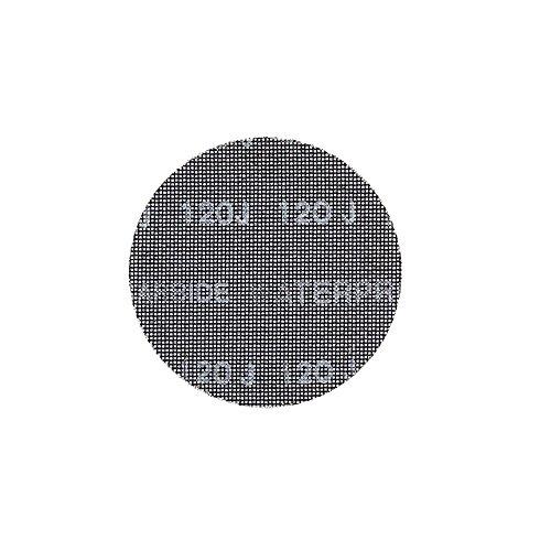 DeWALT DTM3115 Schleifgitter 125mm K120 10Stk, 6 Stück