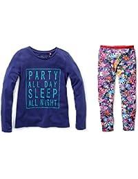 Cakewalk - Pijama - Floral - Manga Larga - para niña