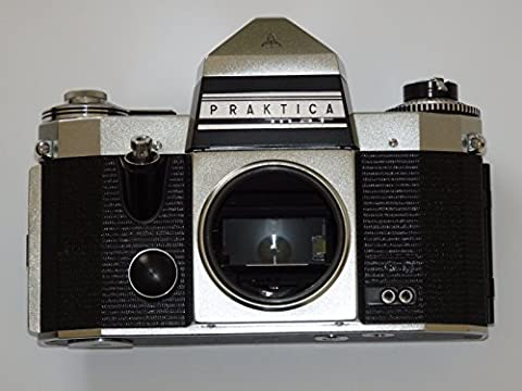 Super Objectif Soligor 35–105mm 1: 3.5Diamètre 72Inclusive SLR Camera–Praktica Super TL 1000–Analogique Appareil photo reflex # # très fine Camera # # Analogique Photographic technique by lll Group #