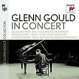 Glenn Gould in Concert: Salzburg 1959 (Bach); Moscow 1957 (Bach); Lenningrad 1957 (Bach, Beethoven)