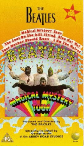 Price comparison product image The Beatles - Magical Mystery Tour [1967] [VHS]