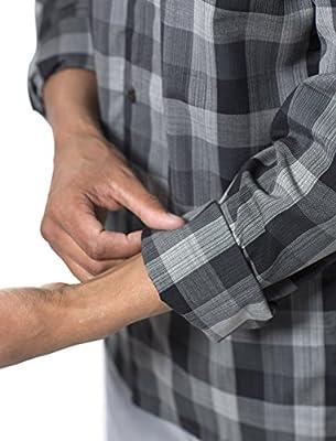 Icebreaker Herren Funktionshemd Departure II Long Sleeve Shirt Plaid