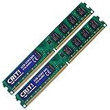 Crit!, Arbeitsspeicher, DDR2, 800 MHz, PC2-6400.- 4 GB