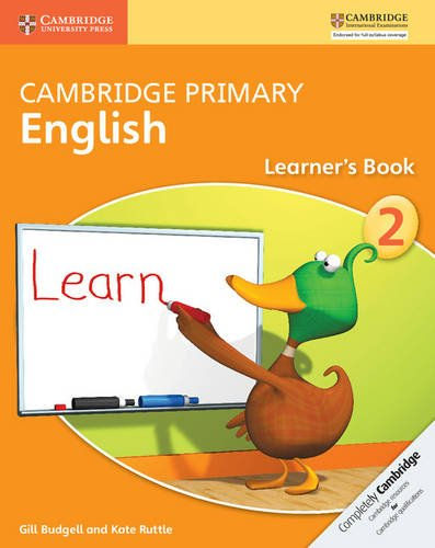 Cambridge Primary English Stage 2 Learner's Book (Cambridge International Examinations)