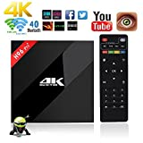 Aoxun Android 6.0 TV Box H96 Pro+ Plus Set-top box inteligente CPU Amlogic S912 Octa-core 64 bits 3 GB de RAM 32 GB de ROM con Wifi Inteligente Smart TV Box Bluetooth 4.1 y