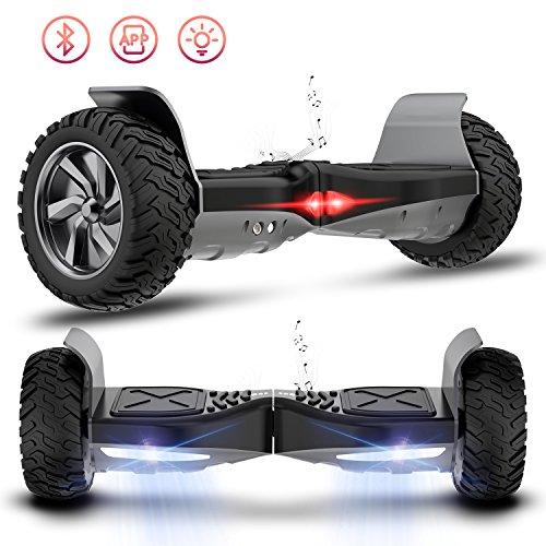 Hoverboard 8.5 Pulgadas SUV Scooter Eléctrico E-Balance Motor 700W con Bluetooth APP