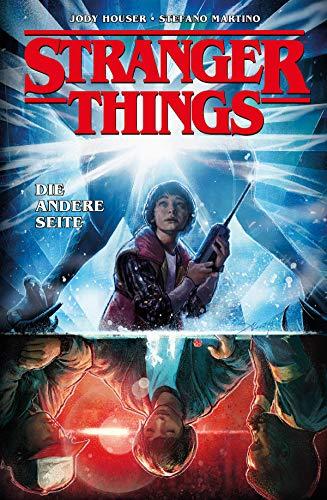 Stranger Things (Band 1): Die andere Seite (Britischen Tv)
