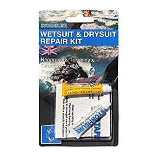 2 x STORMSURE Wetsuit & Drysuit Repair Kit Adhesive Glue Stick Boots Sail RKDIVE