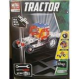 Metal Tech Tractor