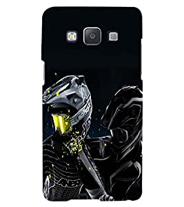 PRINTSWAG RIDERS Designer Back Cover Case for SAMSUNG GALAXY A5