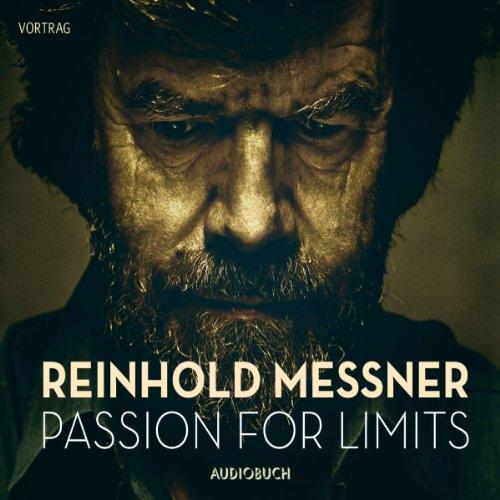 Buchseite und Rezensionen zu 'Passion for Limits' von Reinhold Messner