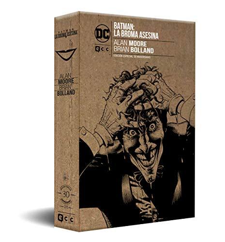 Batman: La broma asesina - Edición 30 aniversario (caja)