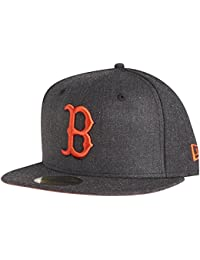Gorra New Era Boston Red Sox - Ger Heather Pop Heather Negro-Hot Rojo e1d88f18bbc