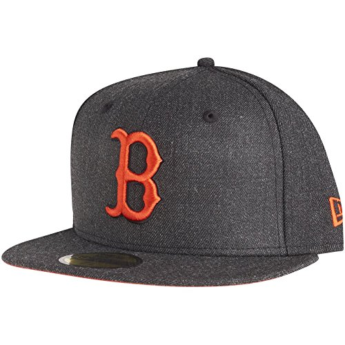 New Era Boston Red Sox Heather Pop 59FIFTY Fitted MLB Cap