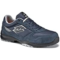 Scarpe antinfortunistiche Lotto Works FLEX EVO S1P SRC HRO Blu-