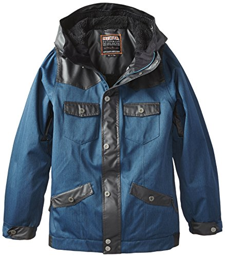 Nikita MAYON JACKET Moroccan blue 2015 - L