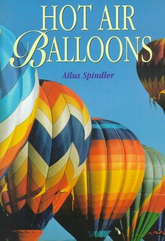 Hot Air Balloons por Ailsa Spindler