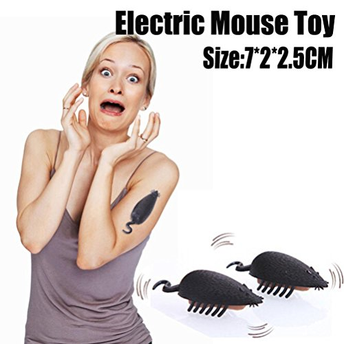 Mamum Maus pet Spielzeug Spaß Simulation elektrische Simulation interaktiven Haustier Kitty Hundetraining Spiel Spielzeug Katze Maus