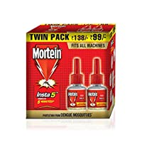 Mortein Insta5 Refill - 70 ml (Pack of 2)