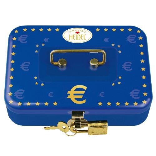 "Preisvergleich Produktbild Confiserie Heidel ""EURO"" Geldkassette,  1er Pack (1 x 60 g)"