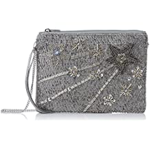 Frock and Frill Womens Iris Embellished Purse