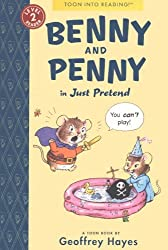 Benny and Penny in Just Pretend (Toon Books) by Geoffrey Hayes (2013-02-12)