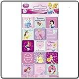 Disney Princess - Reward Sticker Pack - Sticker Style