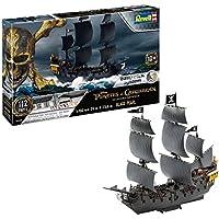 Revell Pearl (Easy-Click) 1/150 Model Set Black Pear Pirati dei Caraibi RC, Colore Avorio, RV65499