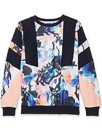 adidas Mädchen J Eqt Crew Sweatshirt