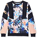 adidas Mädchen J EQT Crew Sweatshirt, Multifarbe/Multco/Corneb, 128