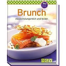 Brunch (Minikochbuch): Abwechslungsreich und lecker