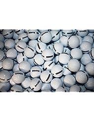 100nuevo 2piezas pelotas de golf gama Pearl