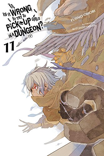 Is It Wrong to Try to Pick Up Girls in a Dungeon?, Vol. 11 (light novel) (Is It Wrong to Pick Up Girls in a Dungeon?, Band 11)