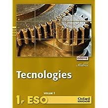 Tecnologies 1º ESO Adarve Motriz Trimestral (Comunitat Valenciana): Llibre de l'Alumne - 9788467363548