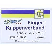 SENADA Fingerkuppenverband 4x7 cm 2 St preisvergleich bei billige-tabletten.eu