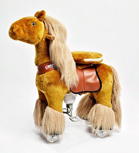 Ponycycle - poney cow-boy à roulettes Petit