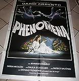 Phenomena 1984-Dario Argento, italiana, 100 x 140 cm, motivo: Cinema Originale