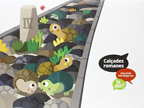Calçades Romanes (Infantil 2º Ciclo) (Ho Veus?) - 9788414002254