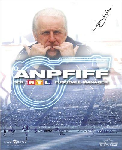 Anpfiff: Der RTL Fußballmanager