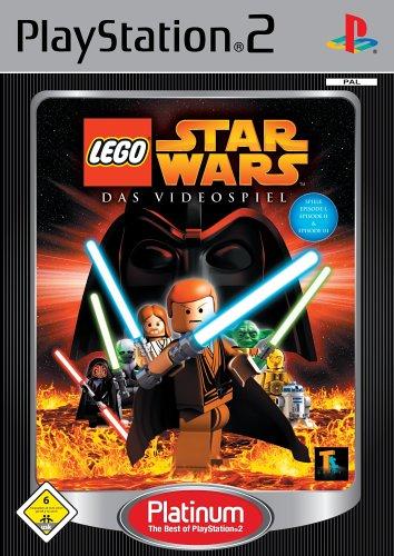 Lego Star Wars [Platinum] (Spiele Star Ps2 Wars)
