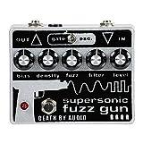 Death By Audio Supersonic Fuzz Gun · Effet guitare