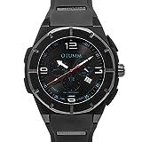 Otumm Speed II schwarz 005 53 mm Unisex Speed Armbanduhr