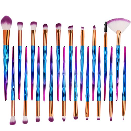 Beauty Zubehör FORH 20PCS Make Up Pinsel Set Professional Kosmetik Pinsel Foundation Eyebrow...