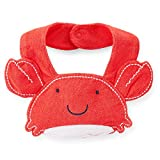 Carters Unisex Baby Animal Face Terry Te...