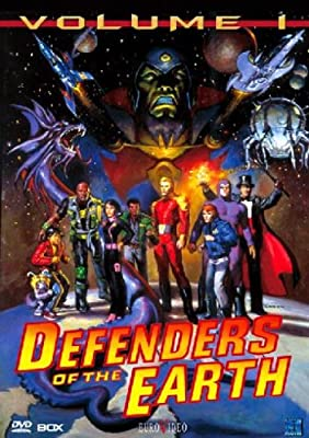 Defenders of the Earth - Volume 1, Episoden 01-35 (7 DVDs)