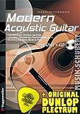 Modern Acoustic Guitar (+CD und DVD) inkl. Plektrum - das einzigartige Multimedia-Package für den spielend leichten Eins