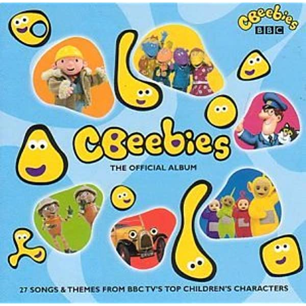 Cbeebies The Official Album Amazon Co Uk Music