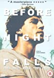 Before Night Falls [2001] [DVD]